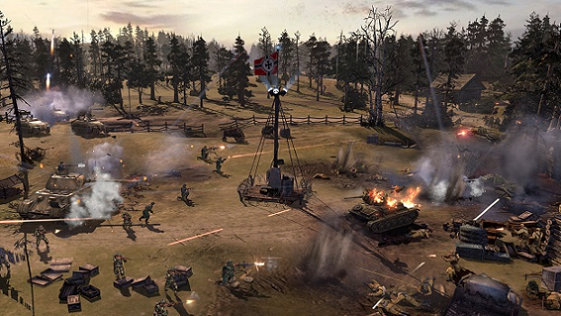 Company Of Heroes 2 Review Critically Sane