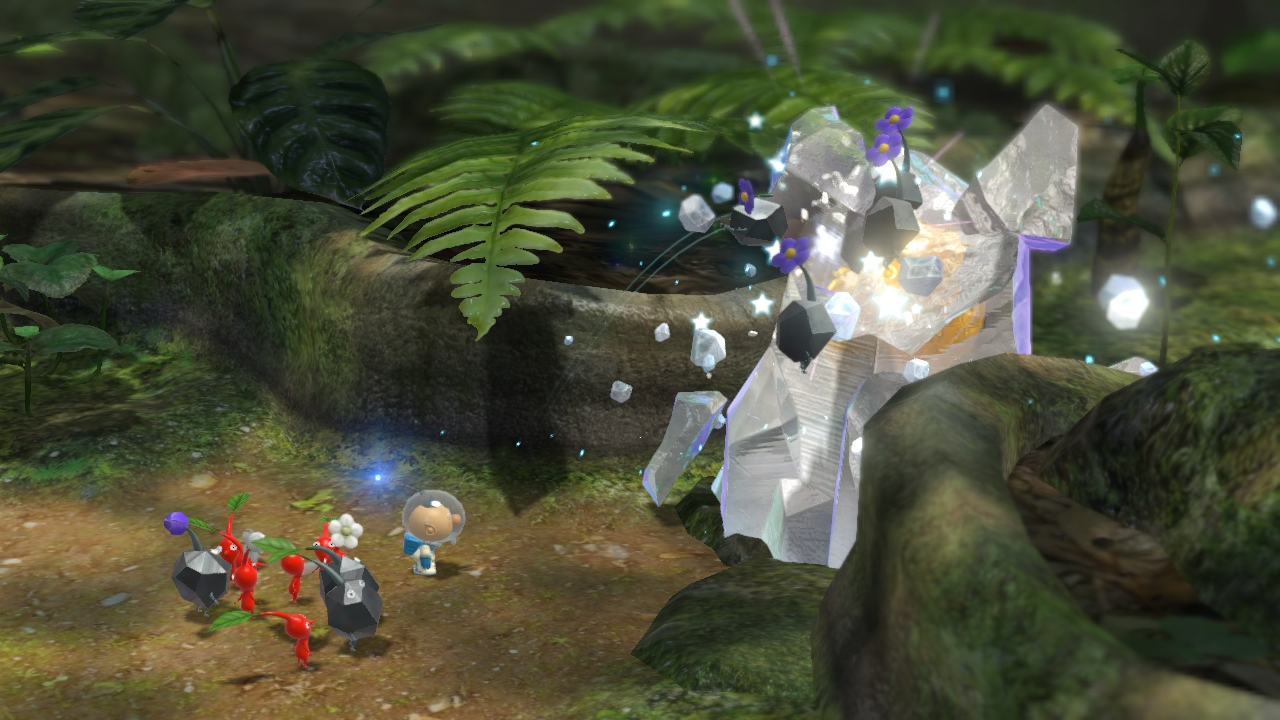 Pikmin 3 Review Critically Sane