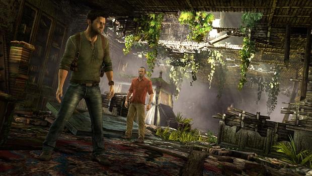 Uncharted 3 Jungle