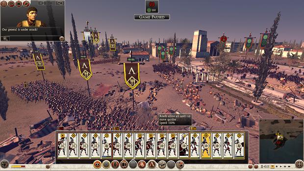 Sparta Battle