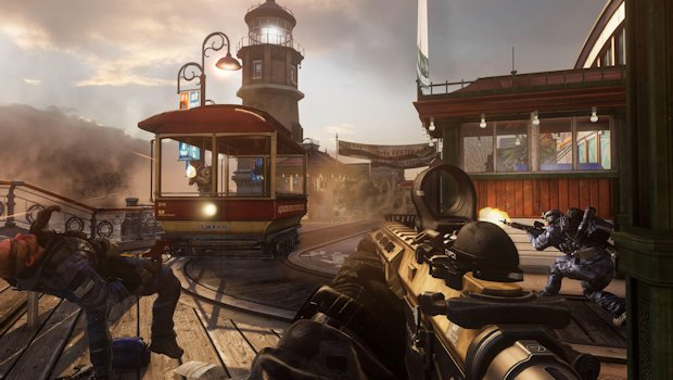 Call of Duty: Ghosts - Onslaught Map Pack Review ... Ghosts Map Pack on ghosts games, ghosts cod, ghosts call of duty,