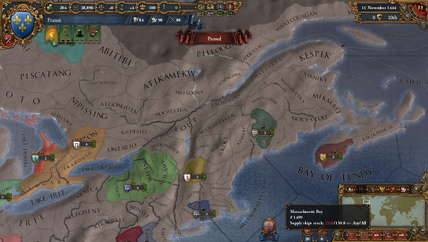 Europa Universalis IV Art of War