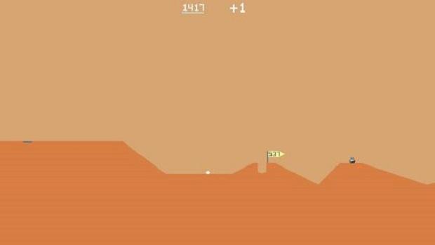 Desert Golfing 3