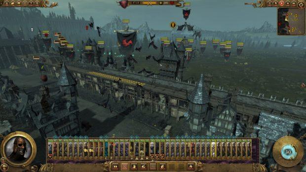 Total War Warhammer Bats Siege