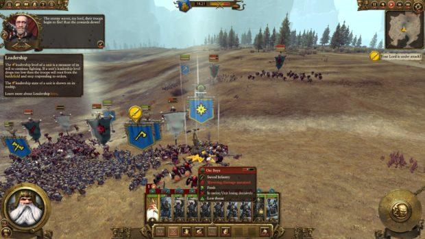 Total War Warhammer Dwarf Badass