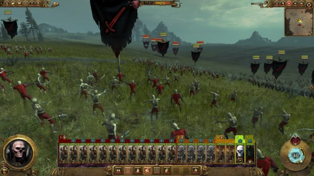 Total War Warhammer The Zombie Horde
