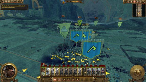 Total War Warhammer Underground