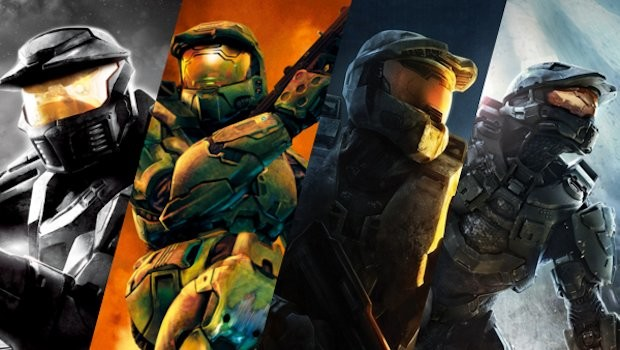 Master Chief Collection is Real, and it's Huge