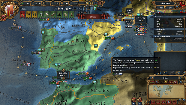 Expansion - Europa Universalis IV: Wealth Of Nations For Mac